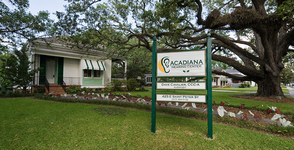 Acadiana Hearing Center, New Iberia, Louisiana